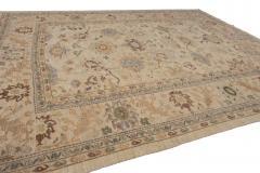 21st Century Modern Sultanabad Oversize Wool Rug - 1558732