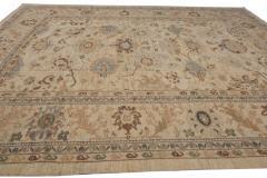 21st Century Modern Sultanabad Oversize Wool Rug - 1558738