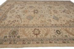 21st Century Modern Sultanabad Oversize Wool Rug - 1558772