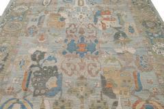 21st Century Modern Sultanabad Rug 9 X 13 - 1427264