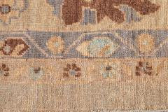 21st Century Modern Sultanabad Wool Rug - 1558626