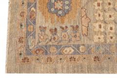 21st Century Modern Sultanabad Wool Rug - 1558628
