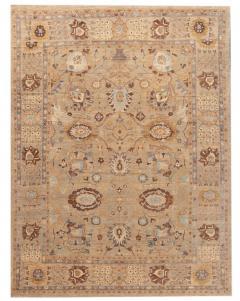 21st Century Modern Sultanabad Wool Rug - 1558630