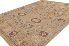 21st Century Modern Sultanabad Wool Rug - 1558632