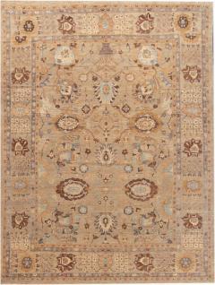 21st Century Modern Sultanabad Wool Rug - 1558941