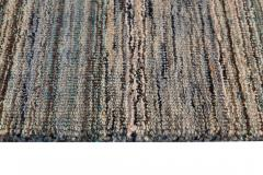 21st Century Modern Texture Wool Rug Customized - 1466060