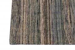 21st Century Modern Texture Wool Rug Customized - 1466061
