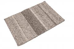 21st Century Modern Texture Wool Rug Customized - 1466071