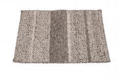 21st Century Modern Texture Wool Rug Customized - 1466072