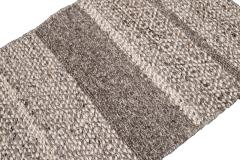 21st Century Modern Texture Wool Rug Customized - 1466074