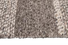21st Century Modern Texture Wool Rug Customized - 1466076