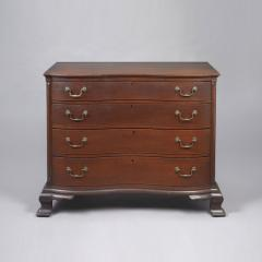 Chippendale Four Drawer Chest c 1770 - 6069