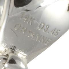 26 85 Carat Aquamarine Pendant Enhancer with Diamonds - 2054881