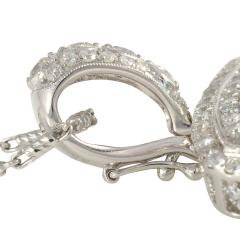 26 85 Carat Aquamarine Pendant Enhancer with Diamonds - 2054883