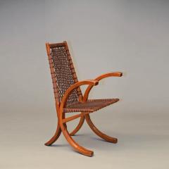 Wharton Esherick Wagon Wheel Chair c 1932 - 6513