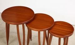 3 X 3 Contemporary Nesting Tables - 1531209