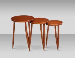 3 X 3 Contemporary Nesting Tables - 1531212