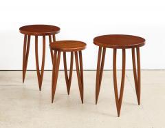 3 X 3 Contemporary Nesting Tables - 1531215