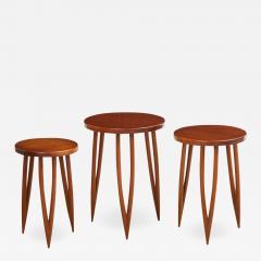 3 X 3 Contemporary Nesting Tables - 1592304