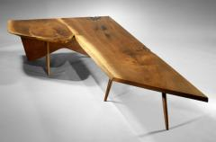 George Nakashima Special Bench Coffee Table 1957 - 822
