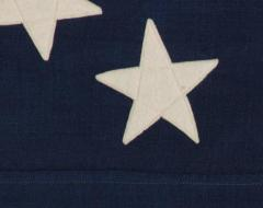 44 Star Flag with Stars That Form the Letters U S  - 648900