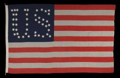 44 Star Flag with Stars That Form the Letters U S  - 648902