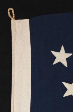 44 Star Flag with Stars That Form the Letters U S  - 648903