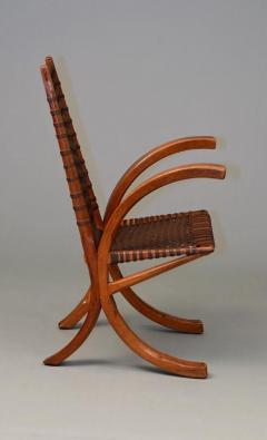 Wharton Esherick Wagon Wheel Chair c 1932 - 712