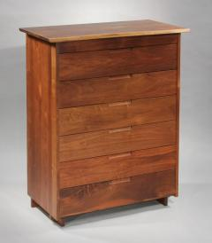 George Nakashima High Chest of Drawers 1973 - 4082