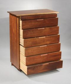 George Nakashima High Chest of Drawers 1973 - 4083