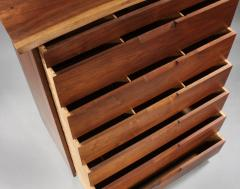 George Nakashima High Chest of Drawers 1973 - 4084