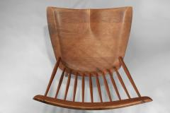 George Nakashima 2 Pairs of New Lounge Chairs - 7009
