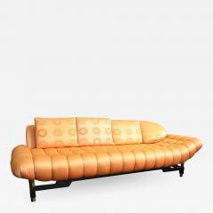 50s Hollywood Regency Tufted Sofa   560618