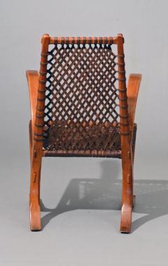 Wharton Esherick Wagon Wheel Chair c 1932 - 713