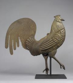 Rooster Weathervane c 1875 1885 - 6095