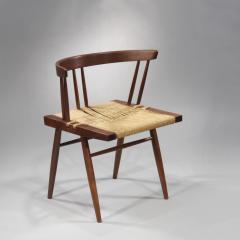 George Nakashima Grass Seated Chairs - 6345