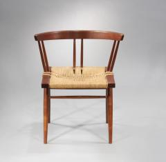 George Nakashima Grass Seated Chairs - 4104