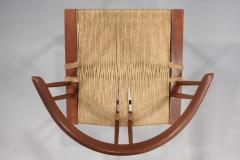 George Nakashima Grass Seated Chairs - 4105