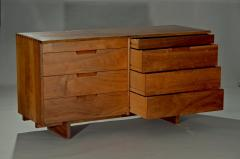 George Nakashima Double Chest of Drawers 1962 - 7184