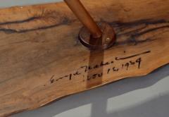 George Nakashima Minguren II Coffee Table 1984 - 7189