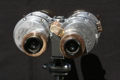 Ross 10x80 British Admiralty Binoculars c 1942 - 11863