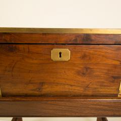 A 19th C English lap desk on wooden stand circa 1860 - 2129189