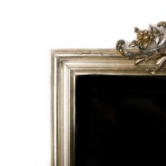 A 19th Century French silver gilt mirror - 2007366