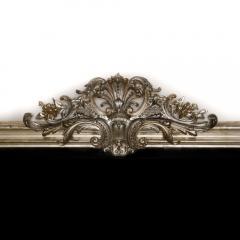 A 19th Century French silver gilt mirror - 2007367