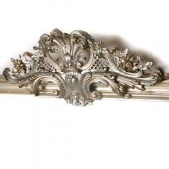 A 19th Century French silver gilt mirror - 2007368