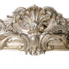 A 19th Century French silver gilt mirror - 2007370