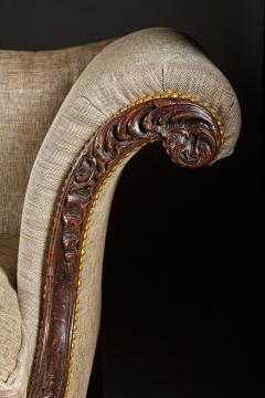 A Beautifully Carved Chippendale Period Sofa - 554953