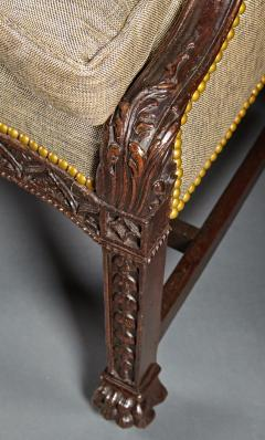 A Beautifully Carved Chippendale Period Sofa - 554956