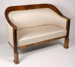 A Biedermeier Elliptical Sofa - 499402