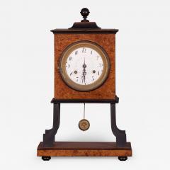 A Biedermeier Mantel Clock Austrian ca 1815 - 218154